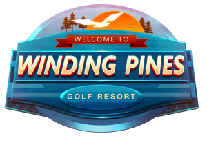 winding pines logo